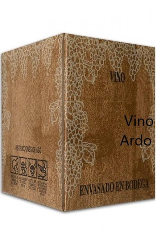 Bag in Box Tinto Eko 15 Ltrs