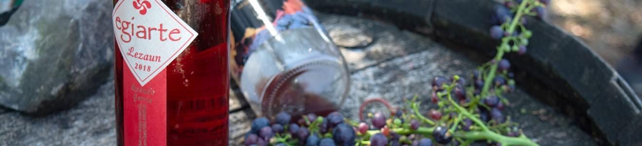 Botellas Egiarte